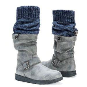 New MUK LUKS Sky Water Resistant Winter Boots